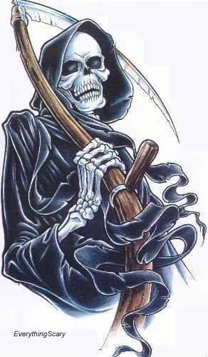 94 Best Images About Grim Reaper On Pinterest