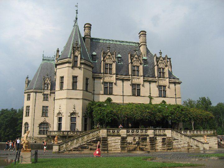 Biltmore Mansion in Asheville NC