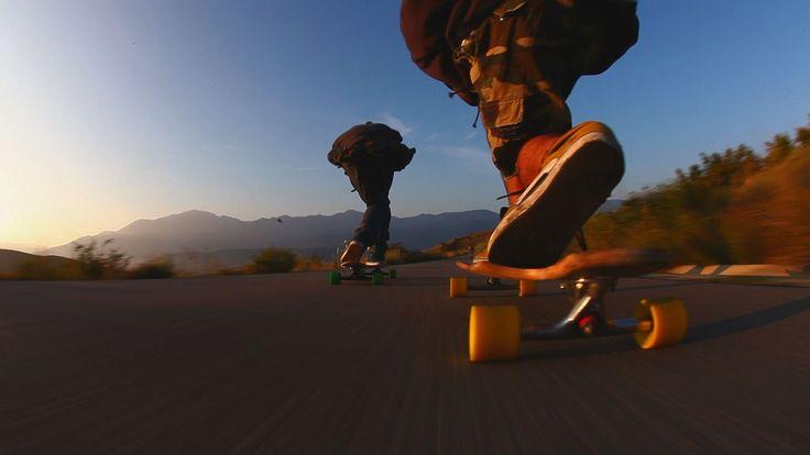 Freeride 41 Longboards by Original Skateboards (+afspeellijst)