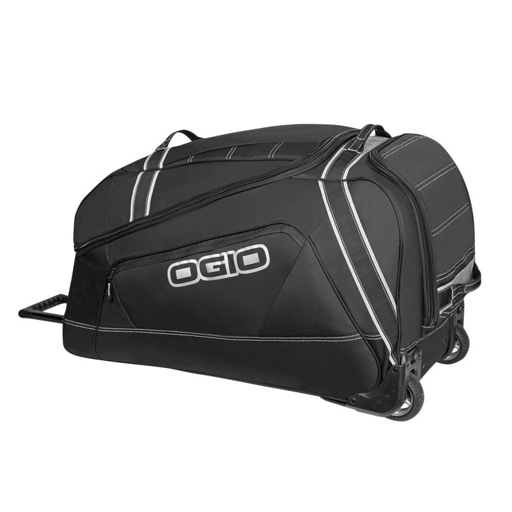 Whether you're on the way to the track, by plane journey or just have a weekend getaway. Big Mouth by Ogio swallows all your gear on and ensures that they arrive and very neat! The main compartment includes a separate compartment boots is good for a capacity of 140L! Details: Capacity:...