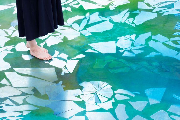 Moriyuki Ochiai Architects · Waterscape / Memory of Spring