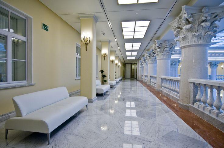 Fi Large, designed by Roberto Romanello. Installation in Russia.