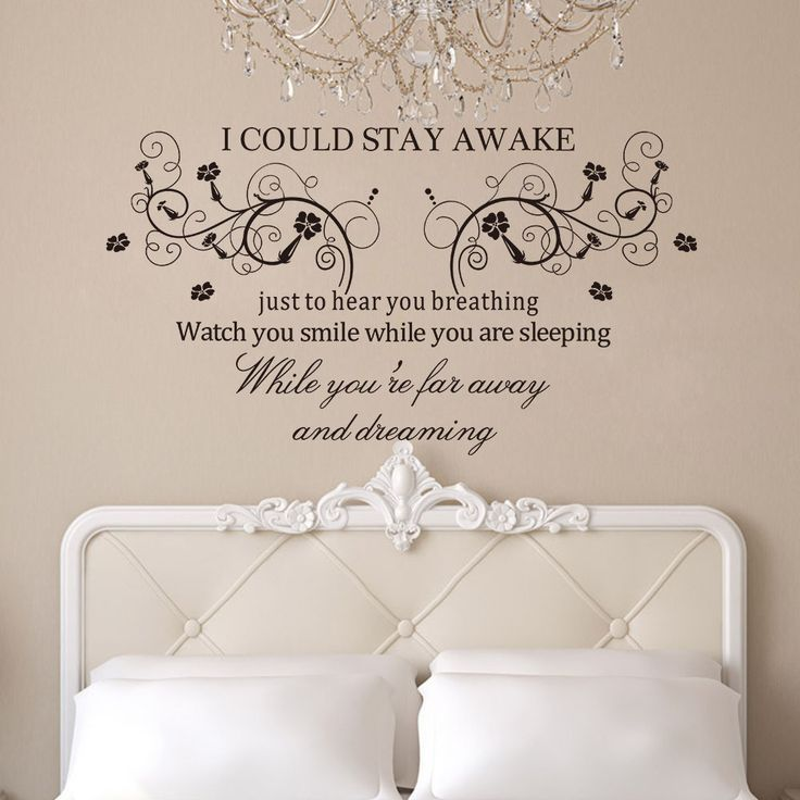 Best Quotes Words Wall Stickers Images On Pinterest Word - Custom vinyl wall decals quotes how to remove