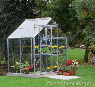Halls Popular Greenhouse - Greenhouse Stores