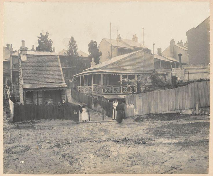 Nos 3 and 5 Boundary Street Paddington.   Image Viewer