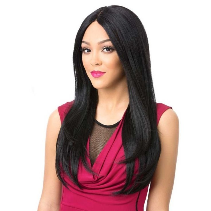 Its A Wig Quality Wig 100% Human Hair Lace Front Wig HH Lace Bundle Straight | ELEVATESTYLES