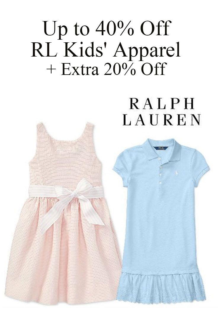 Up To  Off Rl Kids Apparel Extra  Off Macys Discount Kids Clothes Online Pinterest Discount Kids Clothes Kids Outfits And Children
