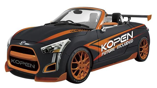 2014 Daihatsu Kopen Future Included Concept