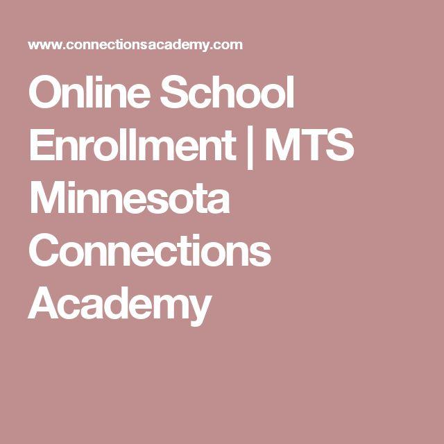 Online School Enrollment | MTS Minnesota Connections Academy