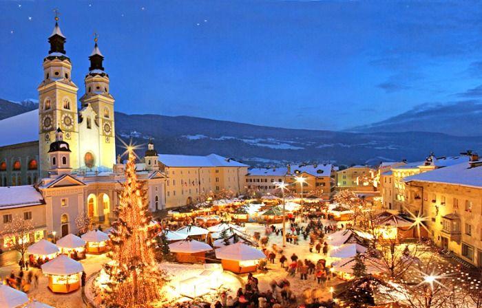 Alla scoperta dei Mercatini di Natale in Italia. #ChristmasMood