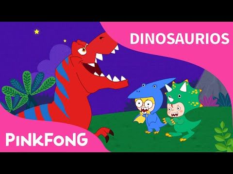 Tiburón Bebé - Rex   Animales   Dinosaurios   PINKFONG Canciones Infantiles - YouTube