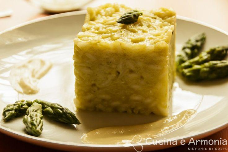 Sul #blog un #risotto speciale dalla #ricetta di #Sergio #Barzetti  http://www.cucinaearmonia.com/2014/05/risotto-asparagi-e-zabaione.html #food #foodblogger #verdure #asparagi #cucinaearmonia