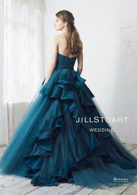 カラードレス オリジナルコレクション JILLSTUART WEDDING 公式ホームページ [ジル スチュアート ウェディング]