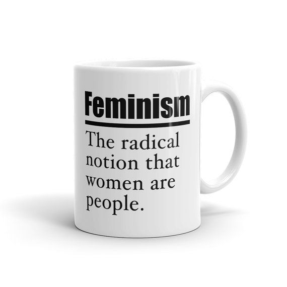 Feminism Definition Mug Feminism Mug Funny Gift For Her Female Empowerment Mug Gift for Friend Tumblr Mug Birthday Gift Wife Mug #1127