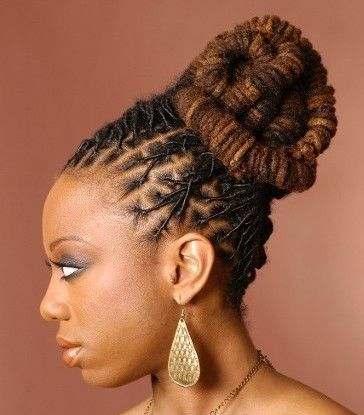 ... Dreadlock styles, Dread hairstyles for men and Dreadlock hairstyles