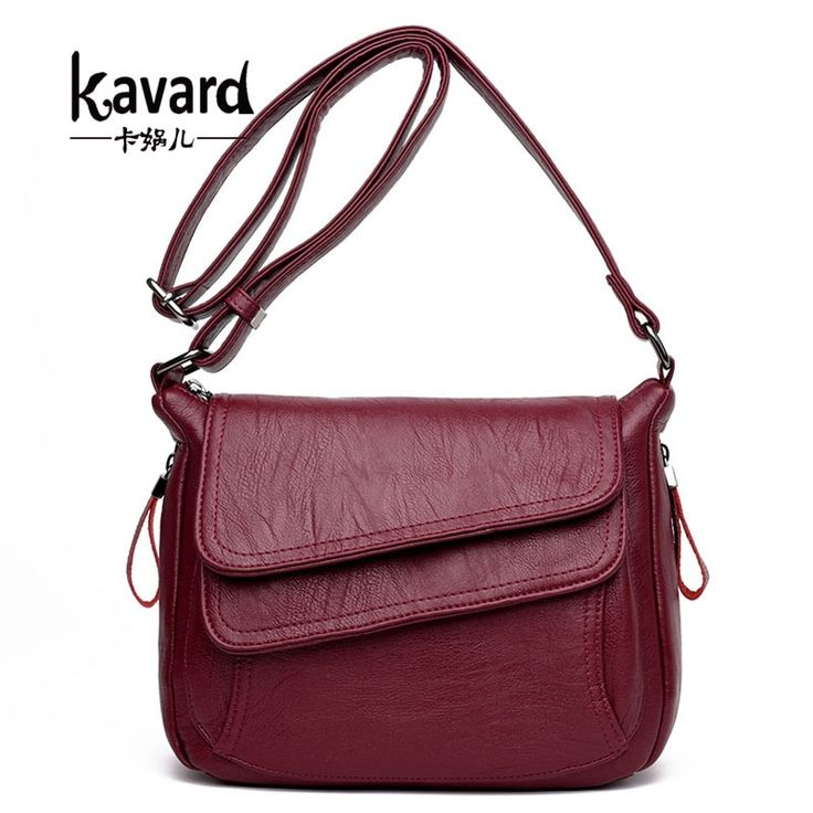 Kavard Women's Leather Fashion Summer Styled Luxury Handbag //Price: $31.95 & FREE Shipping //     #style