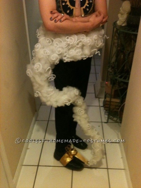 Cool Homemade Genie of the Lamp Costume ... This website is the Pinterest of costumes