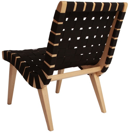 28  lounge chair  jens risom