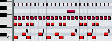 Transcribed Drum & Bass patterns for free download.
