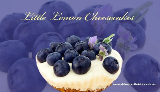 "As requested by Michelle Stewart,    Here's our famous ""Little Lemon Cheesecake"" recipe from Book 2... pinned with Pinvolve"