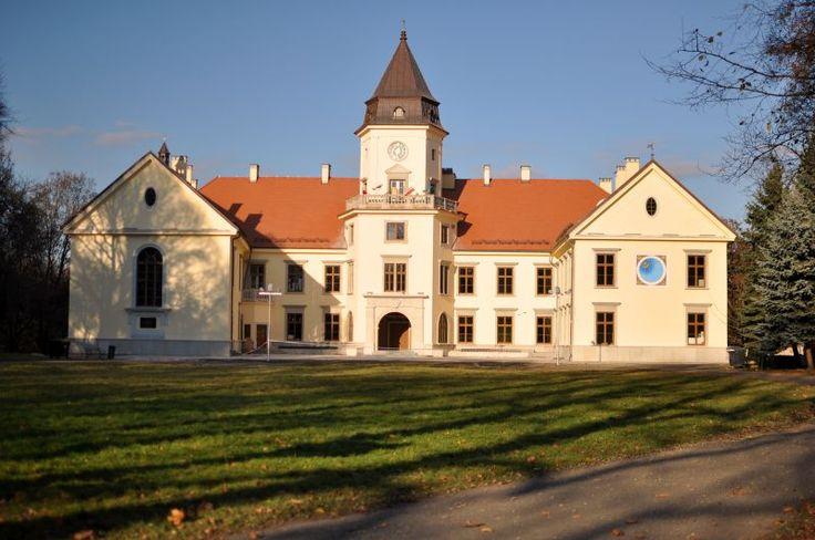 Tarnobrzeg - Pałac Tarnowskich