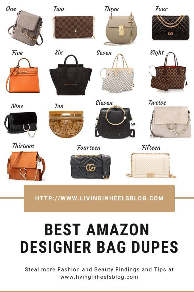 Best Designer Bag Dupes Bags