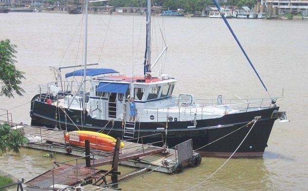 2016 Seahorse DIESEL DUCK 462 Power Boat For Sale - www.yachtworld.com
