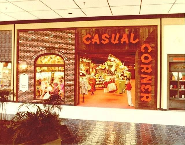 Remember buying clothes here