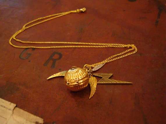 gold snitch: Golden Snitch, Things Potter, Pocket Watches, Harry Potter