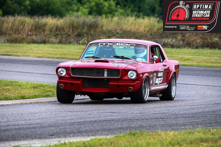 Photo Collection 66 Mustang Race Car