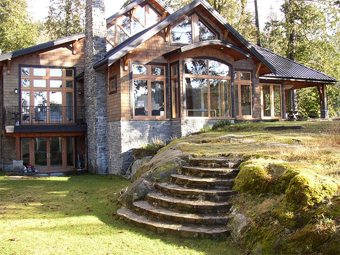75 best images about cottage floor plans exteriors on for Custom cottage homes