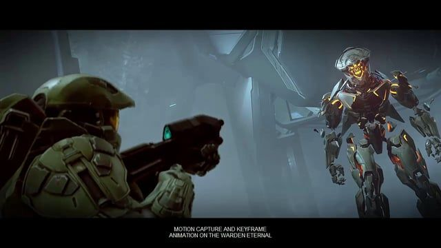 Animation examples from Halo 4 and Halo 5: Guardians as Senior Animator at 343 Industries (Microsoft)