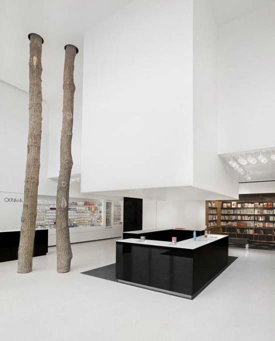 Okinaha Store Interior Design Inspiration