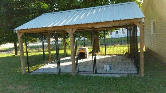 Dog kennel                                                                                                                                                      More