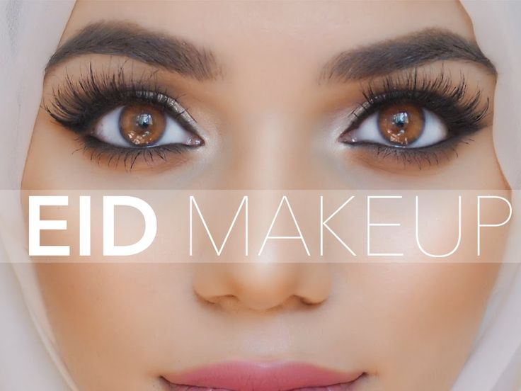 EID MAKEUP & HIJAB TUTORIAL + OUFIT | LOOK TWO