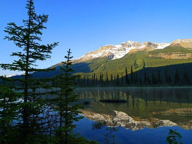 Jasper National Park in Alberta, Canada - Photu by PDPhotos