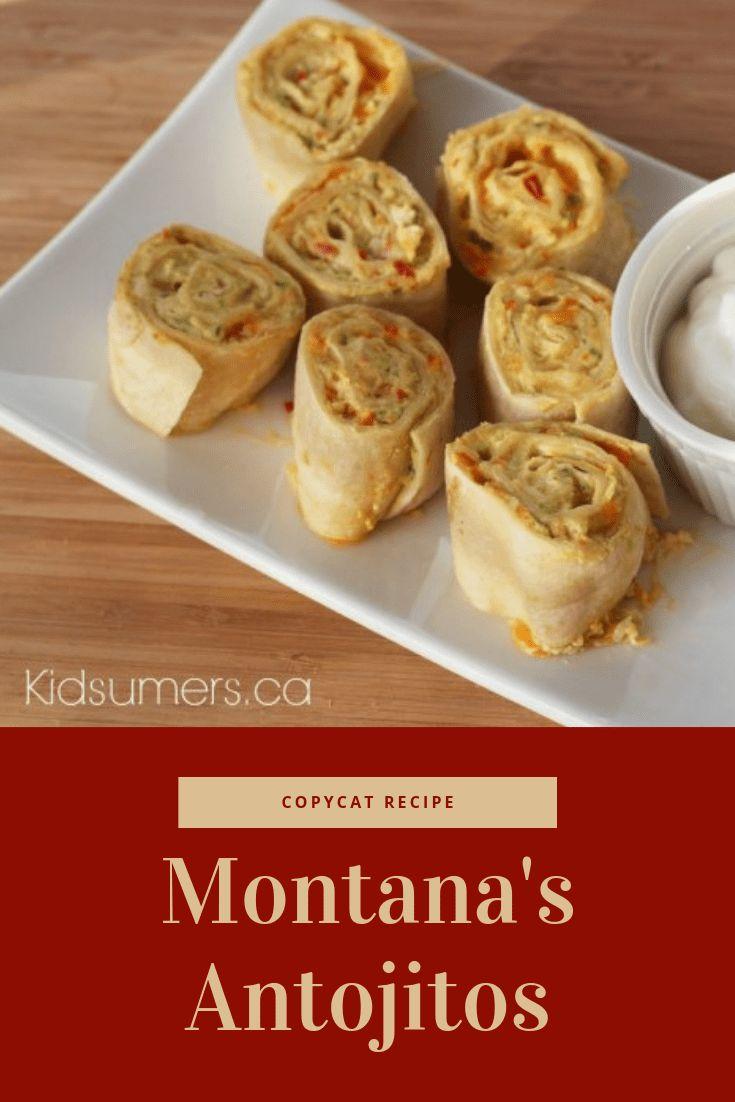 Appetizer recipe copycat montanas antojitos kidsumers