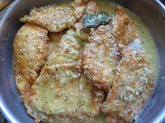 Filetes de pechuga en salsa con Thermomix. pollo en salsa con thermomix,