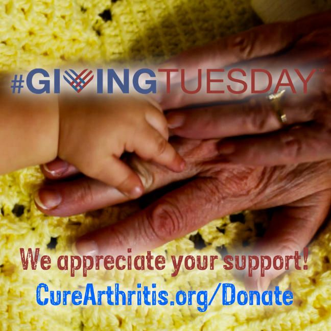 #GivingTuesday! We appreciate your support! http://CureArthritis.org/Donate/Arthritis Awareness, Http Curearthritis Org Don, Disease Stuff, Diseas Stuff, Invisible Disease, Invi Diseas