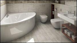 arredo bagno moderno con vasca angolare - Cerca con Google