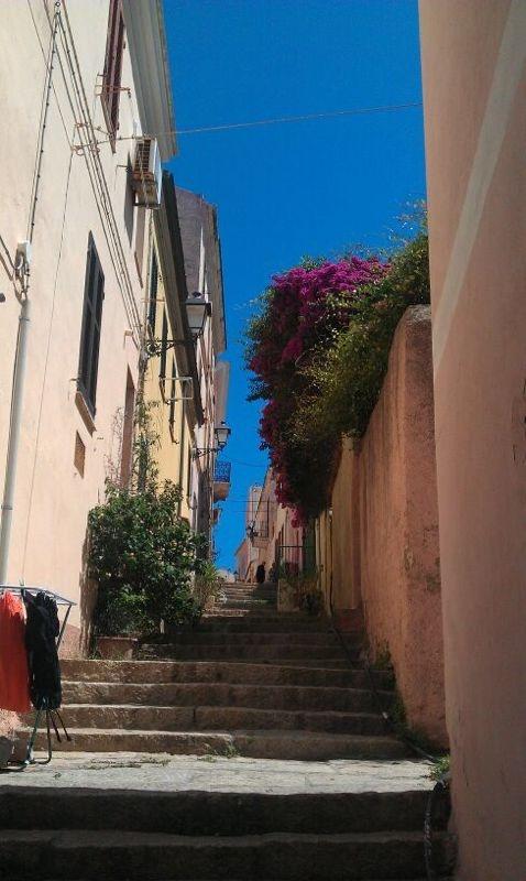 Vicolo a La Maddalena, Sassari