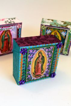 Best 25 lady guadalupe ideas on pinterest religious art for Our lady of guadalupe arts and crafts