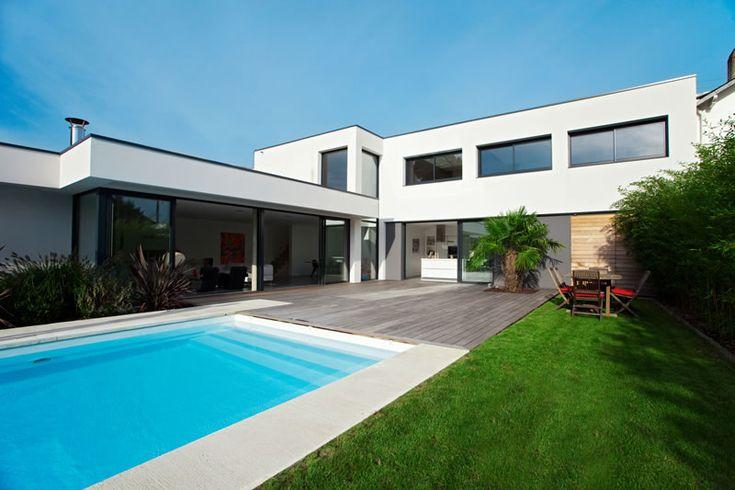 14 best Extérieur images on Pinterest Contemporary homes, Home