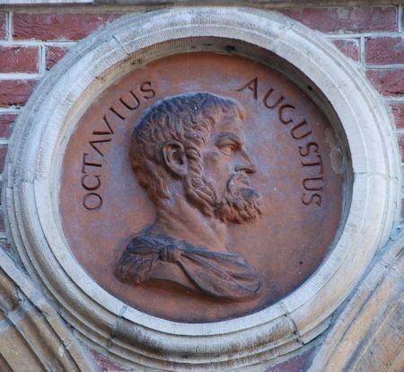 Octavianus Augustus, eerste keizer van Rome