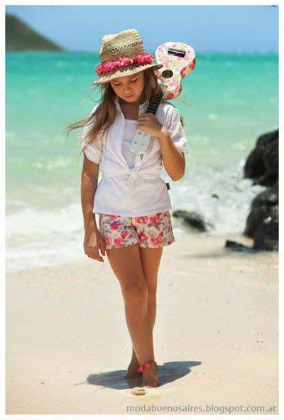 Mimo Co primavera verano 2014. Moda infantil 2014.