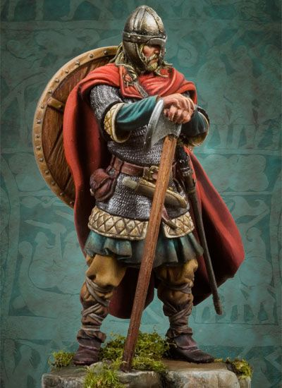 Viking Raider 793 A.D..    /  Love this EL. It is better to stand and fight. If you run, you'll only die tired!!