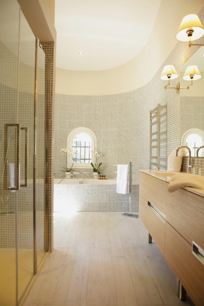 Hôtel Délos – Ile des Embiez. Réaménagements réalisés par l'Atelier Tourette & Goux. © Olivier Deleage – Studio Bisbee