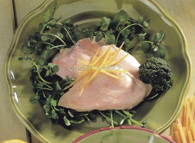 Csirke zöldmártással | Receptek