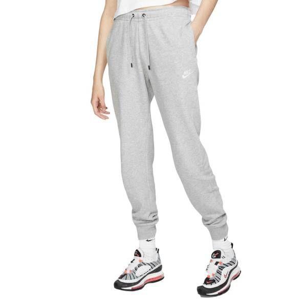 Nike Women S Sportswear Essential Fleece Jogger Pants In 2020 Fleece Pants Women Sportswear Women Womens Fleece