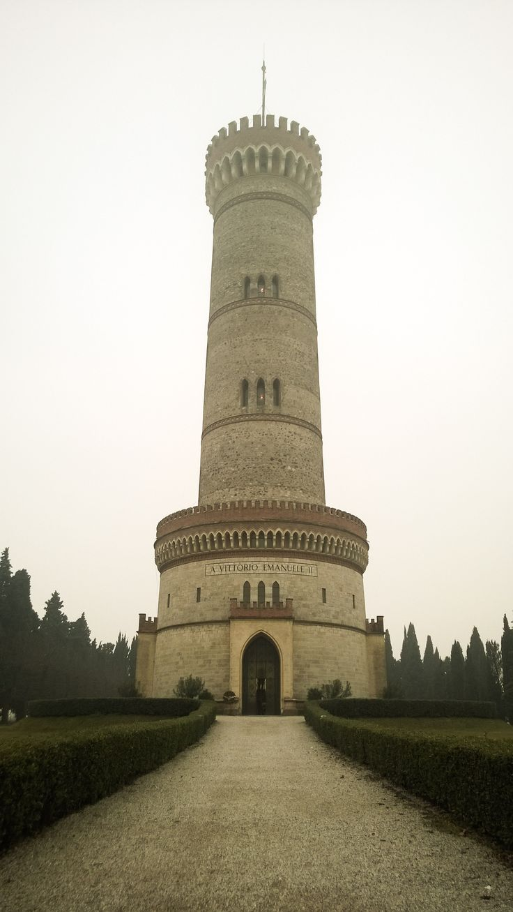 Tower of San Martino della Battaglia